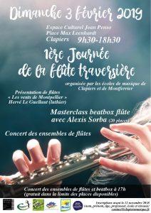 Journée de la flûte à Clapiers